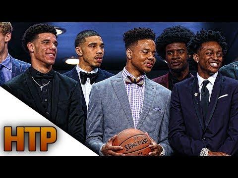 NBA Draft Recap - |Hoop Talk Podcast #25|