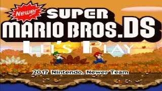 new super mario bros rom for drastic ds emulator