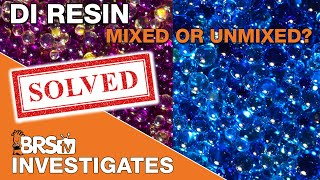 BRStv Investigates: Mixed or Single Bed DI resin, maybe both?