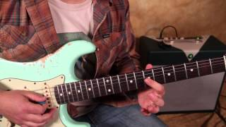 How to Play Little Wing by Jimi Hendrix
