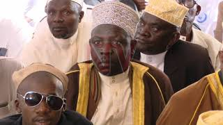 Muslims in Uganda have today been urged to take part in the on