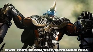 ЧЕЛОВЕК-ПАУК против Носорога и Скорпиона -  Marvel