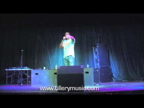 Tillery - Tomorrow Live at The Orpheum (4/14/12)