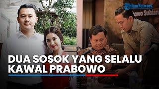 Inilah Dua Sosok Pemuda yang Selalu Mengawal Prabowo, Masih Berstatus Lajang