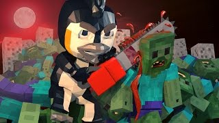 Minecraft | Atlantic Tales - HOW TO KILL ZOMBIES! (Minecraft Roleplay)