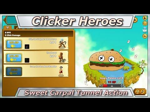 clicker heroes hacked