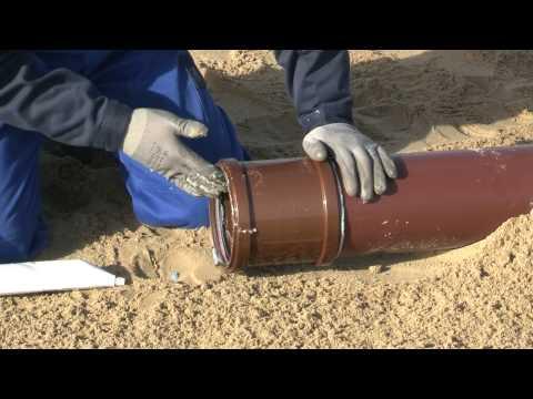 Funke Kunststoffe - Reparatur mit HS-Abzweig