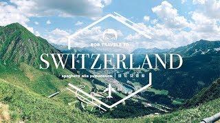 林鄭意粉 - 瑞士/科莫湖之旅 Spaghetti alla Puttanesca - Switzerland and Lake Como