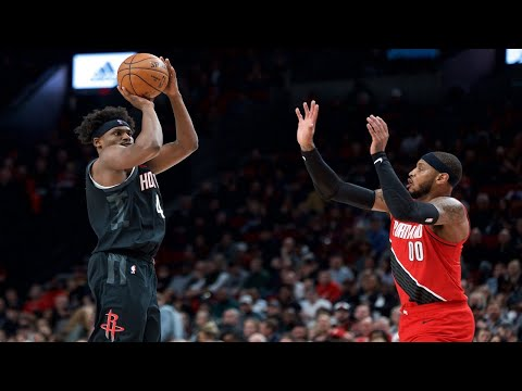Rockets Vs. Trail Blazers Preview | The Early Line