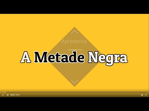 Projeto King - LpN 16 - A Metade Negra