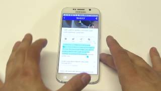 Samsung Galaxy S6: How to Copy and Paste Text From Webpage  - Fliptroniks.com