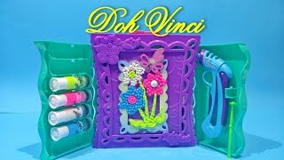Play Doh DohVinci Anywhere Art Studio Playset For Kids Worldwide From Hasbro Toys