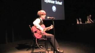Malted Milk Eric Clapton cover - Spencer Scharf