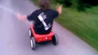 preview picture of video 'Soapbox race carretto da visome 2\2'