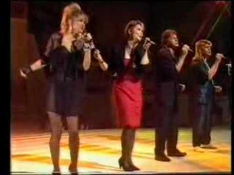 Bucks Fizz - Keep Each Other Warm (Miss UK Finals 87)