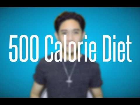 500 Calorie Diet (WORST WAY TO LOSE WEIGHT).