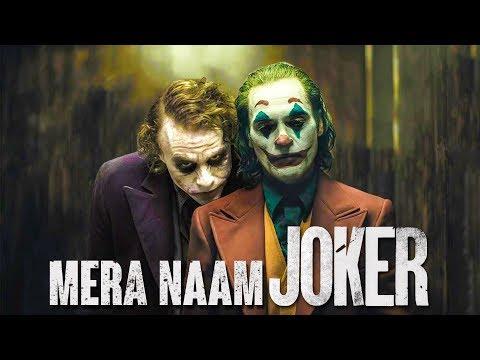 Mera Naam Joker - Official Music Video   Tribute To Joker   Romeo And Jazzie   DesiNerd