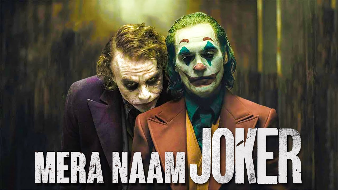 Mera Naam Joker (Official Music Video of Joker by Romeo And Jazzie)