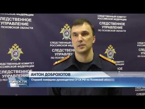 Новости Псков 20.03.2020/ В Пскове будут судить мужчину за убийство