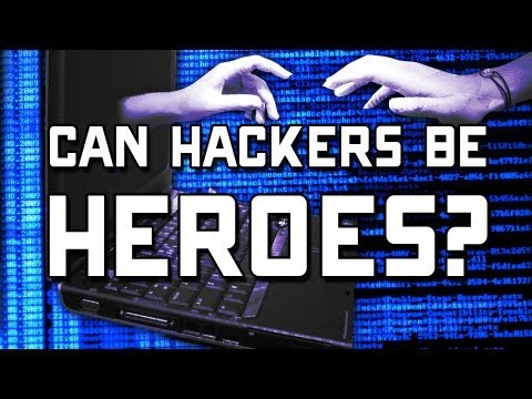 Are Hackers Heroes?