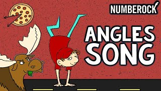 Angles Song | Acute, Obtuse, & Right Angles | 3rd & 4th Grade