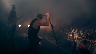 NIN: 'March of the Pigs' on stage in Melbourne 4K (3.14.2014)
