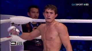 2017 World MMA Championships welterweight final