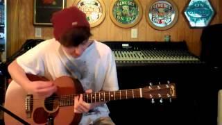 John Frusciante - Representing - Cover by Jaykob Matteo