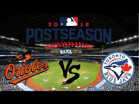 2016 AL Wild Card Highlights | Orioles Vs Blue Jays
