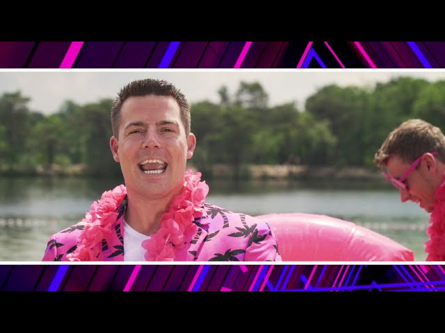 Tim Schalkx ft. Barry Fest - Ferry De roze Flamingo (DJ Maurice Remix)