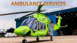 Low-Cost Air Ambulance Service from Ranchi to Kolkata by Hifly ICU