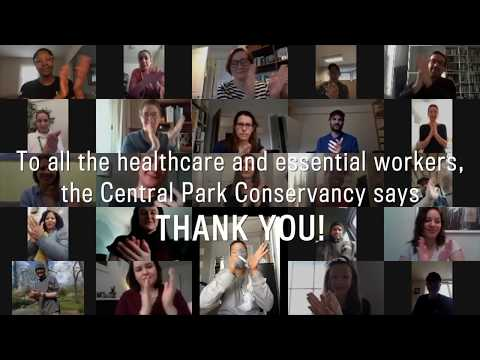 Thank You - #ClapBecauseWeCare