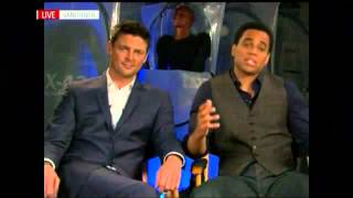'Almost Human' Stars Karl Urban and Michael Ealy on FOX40