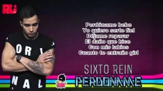 "Perdoname - Sixto Rein (Original) ►NEW ® REGGAETON ROMANTICO 2014 ◄ ""Exito © 2014"""