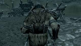 Skyrim - Legendary Edition(огненный морозный и грозовой атронах)