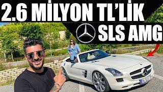 2,6 Milyon TL'lik Mercedes | Hilal Aysal İle Kullandık