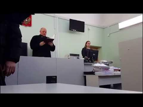 Правонарушитель в погонах проиграл в суде/РЕПОСТ