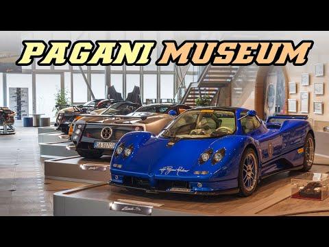 Pagani museum 2019