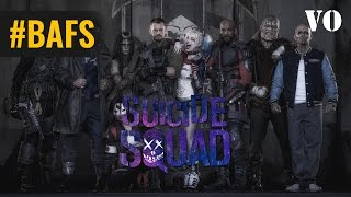 Trailer of Suicide Squad (2016)