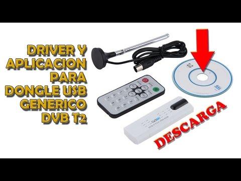 Driver y aplicacion para dongle USB TDT DVB T2 Astrometa  Tv HD GRATIS