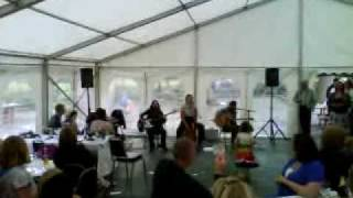 preview picture of video 'The Bad Habits Limavady Jazz And Blues Festival 2009'