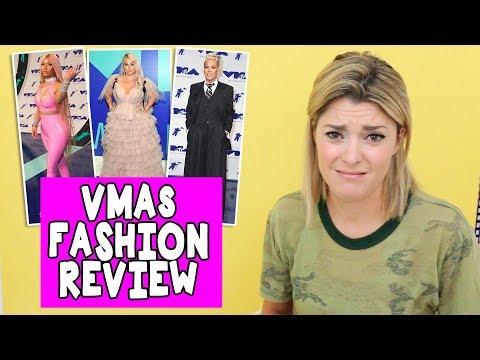 VMAs FASHION REVIEW // Grace Helbig