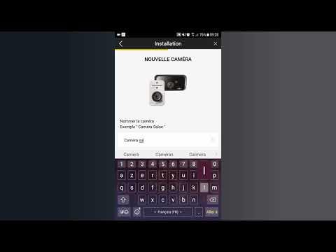 Tuto : Ajouter une caméra Visio sur l'application e-ONE