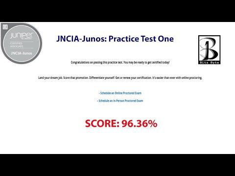 Juniper Networks JNCIA-Junos: Practice Test One - Questions ...