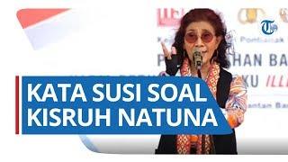 Beri Sikap Keras soal Nelayan Cina di Natuna, Susi Pudjiastuti Jadi Sorotan