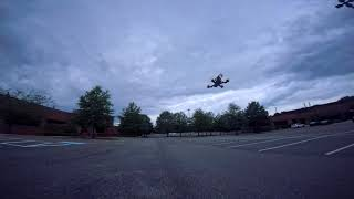 Quadcopter Chase | YOLO FPV