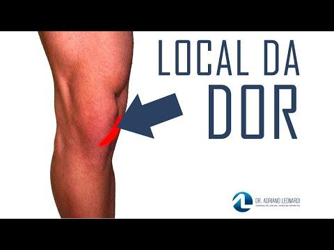 Mal di ginocchia articolazioni non sono osso