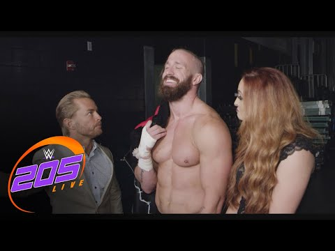 Download Drake Maverick is not impressed by Mike Kanellis' WWE 205 Live debut: WWE Exclusive, Oct. 10, 2018 HD Mp4 3GP Video and MP3