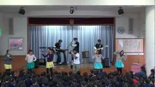 お楽しみ会2012(ぼよよん行進曲)