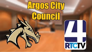 Argos Town Council Meeting - 7-3-19